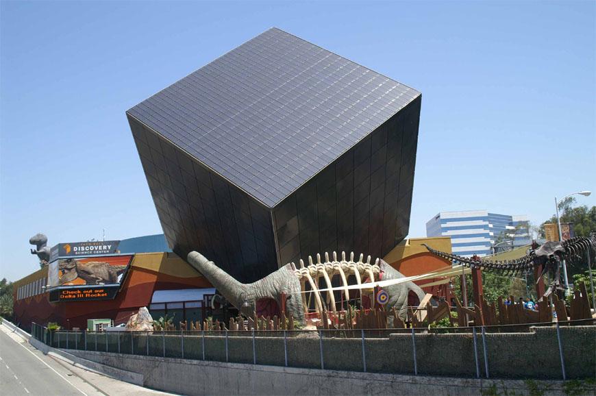 California Central District Court, Santa Ana